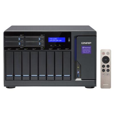 TVS-1282-I7-64G QNAP TVS-1282 - NAS server - 12 bays