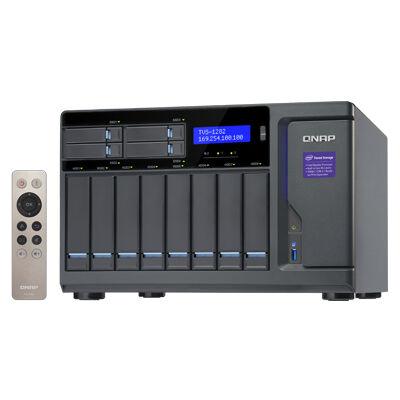 TVS-1282-i7-32G QNAP TVS-1282 - NAS server - 8 bays