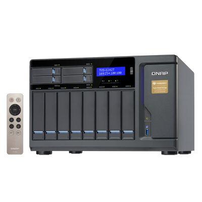 TVS-1282T-I7-32G QNAP TVS-1282T - NAS server - 12 bays