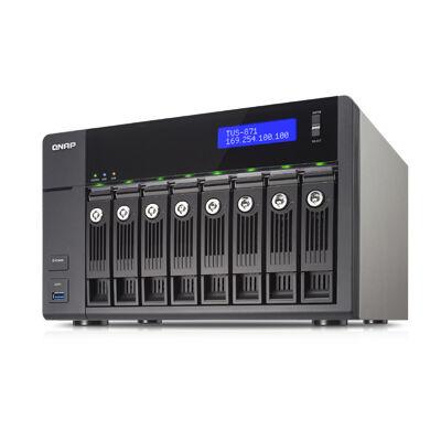 TVS-871-I7-16G QNAP TVS-871 - NAS server - 8 bays