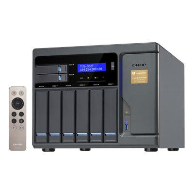 TVS-882T-I5-16G QNAP TVS-882T - NAS server - 6 bays