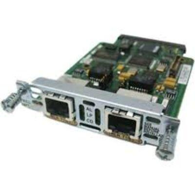 Cisco 2-PORT 2ND GEN MULTIFLEX TRUNK VWIC2-2MFT-G703