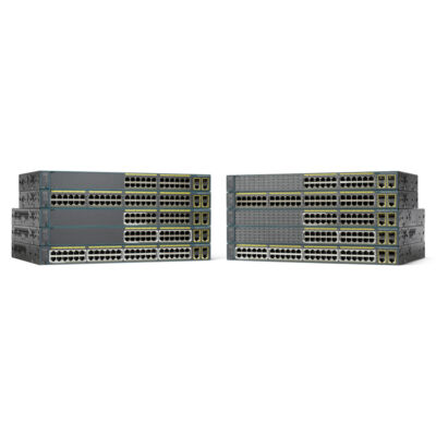 WS-C2960+48TC-L Cisco Catalyst 2960-48TC - Switch