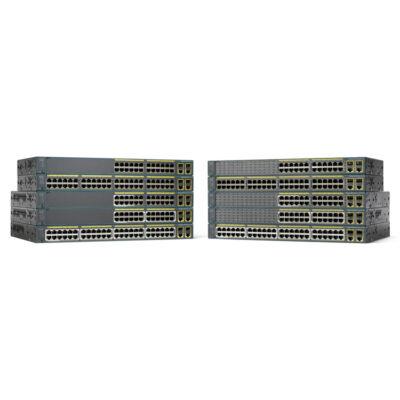 WS-C2960+48TC-L Cisco Catalyst 2960-48TC - Switch