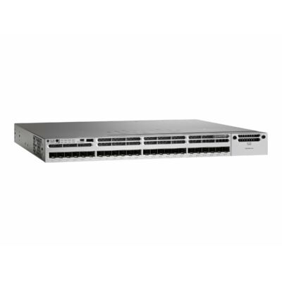 WS-C3850-24XS-E Cisco Catalyst 3850-24XS-E - Kapcsoló