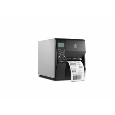 ZT230 Industrial Printer, DT, ZPL, 203Dpi, RS232, USB, 128MB Flash ZT23042-D0E000FZ