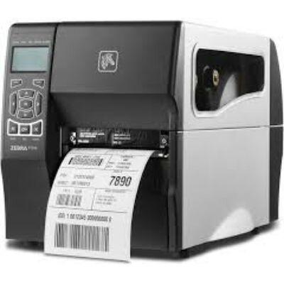 ZEBRA ZEBRA TT PRINTER ZT230, 203 DPI, EURO AND UK CORD, SERIAL, USB, INT 10/100 ZT23042-T0E200FZ
