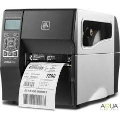 ZT230 Industrial Printer, TT, ZPL, 300Dpi, RS232, USB, ZebraNet 10/100 Print Server, 128MB Flash ZT23043-T0E200FZ