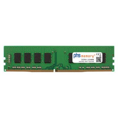 Speicher.de 16GB DDR4 für QSAN XCubeNAS XN7012R RAM Speicher UDIMM Non-ECC - 16 GB - DDR4 SP258805