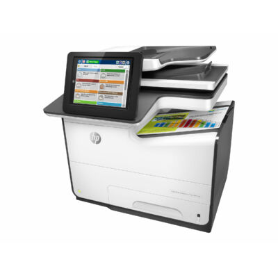 G1W40A HP PageWide Enterprise Color MFP 586f - Multifunction printer
