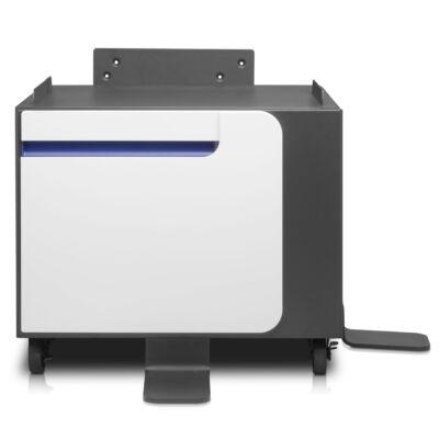 HP LaserJet 500 color Series Printer Cabinet - Grey - HP LaserJet 500 - 19.2 kg - 678.2 x 772.2 x 426.7 mm - 630 x 600 x 553 mm - 24.4 kg CF085A