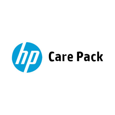 HP 5y Travel Nbd Onsite/DMR NB Only SVC - 5 year(s) - On-site - Next Business Day (NBD) UJ338E