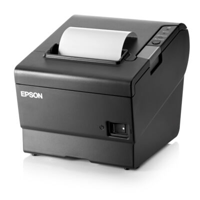 HP Epson TM-88V PUSB Printer - Thermal - POS printer - 180 x 180 DPI - 300 mm/sec - UPC-A,UPC-E - 55 - 80 µm E1Q93AA