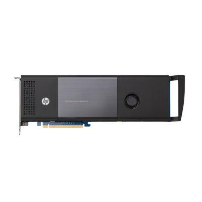 HP Z Turbo Drive Quad Pro 2x256GB PCIe SSD - 512 GB - 2150 MB / s - 9 Gbit / s N2M98AA