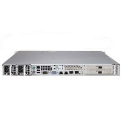Supermicro 1027R-72BRFTP - Intel® C602 - LGA 2011 (Socket R) - Intel - 8 GT/s - 30 MB - Intel® Xeon® SYS-1027R-72BRFTP