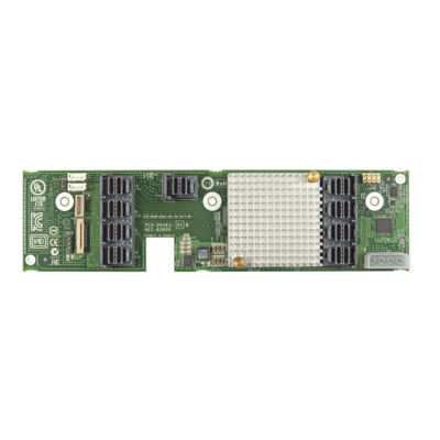 Intel RES3TV360 - SAS,Serial ATA - 12 Gbit/s - Midplane Board - 8 MB - 12288 MB/s - Intel Server System R1208WT2GS Intel Server System R1208WTTGS Intel Server System R1304WT2GS ... RES3TV360
