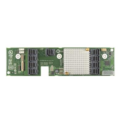Intel RES3TV360 - SAS, soros ATA - 12 Gbit / s - középsík kártya - 8 MB - 12288 MB / s - Intel Server System R1208WT2GS Intel Server System R1208WTTGS Inte