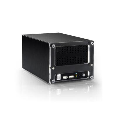 LevelOne HUBBLE 16 csatornás hálózati videofelvevő - 16 csatorna - 3 felhasználó - G.711, PCM - H.264 - Beágyazott Linux - Multi NVR-1216