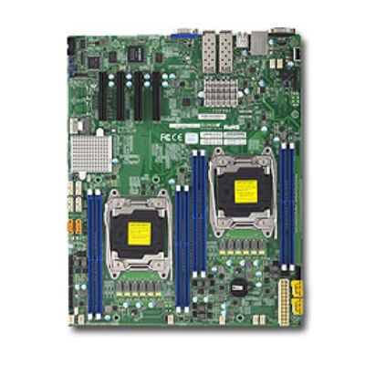 Supermicro Motherboard X10DRD-iTP retail pack - Motherboard - Intel Socket R/2011 (Xeon MP)