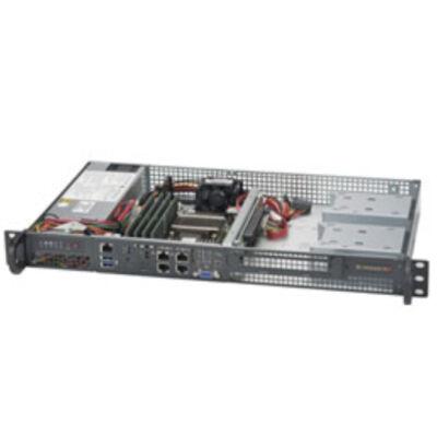 Supermicro 5018D-FN4T - BGA 1667 - Intel - Intel® Xeon® - D-1500 - DDR4-SDRAM - 16GB,32GB,4GB,8GB SYS-5018D-FN4T
