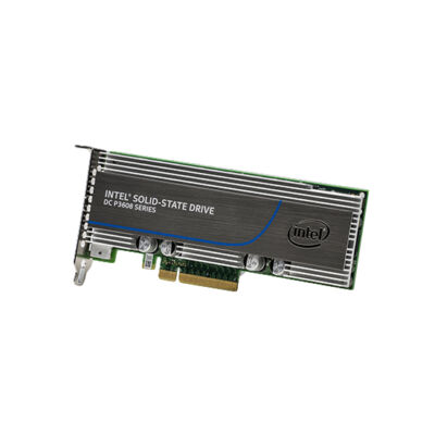 Intel Solid-State Drive DC P3608 Series NVMe 4,000 GB - Solid State Disk - Internal