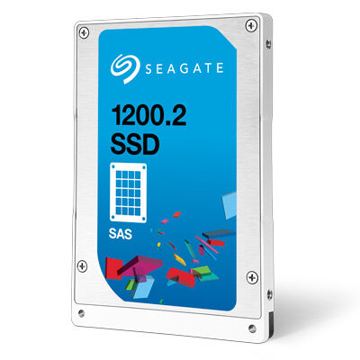 Seagate 1200.2 ST3840FM0043 3840 GB 63.5mm SAS 12Gb&frasl s SSD - Solid State Disk - Serial Attached SCSI (SAS)