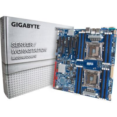Gigabyte MD70-HB2 - Intel - LGA 2011-v3 - E5-2600 - DDR4-SDRAM - 1600,1866,2133,2400 MHz - Quad MD70-HB2