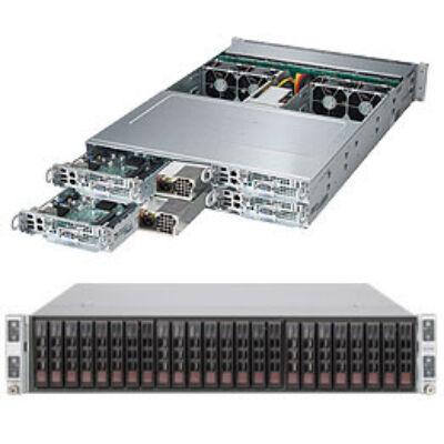 Supermicro SuperServer 2027PR-HC0TR - Intel® C602 - LGA 2011 (Socket R) - 8 GT/s - QuickPath Interconnect (QPI) - 30 MB - Intel® Xeon® SYS-2027PR-HC0TR