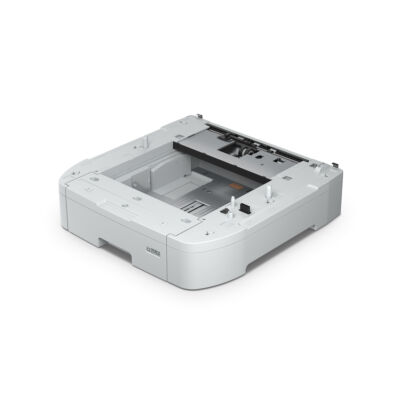Epson 500-Sheet Paper Cassette - Paper tray - Epson - WorkForce Pro WF-C869RDTWF (RIPS) - 500 sheets - White - Indonesia C12C932611