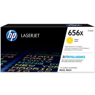 HP LaserJet 656X - Toner Cartridge Original - Yellow - 22,000 pages CF462X