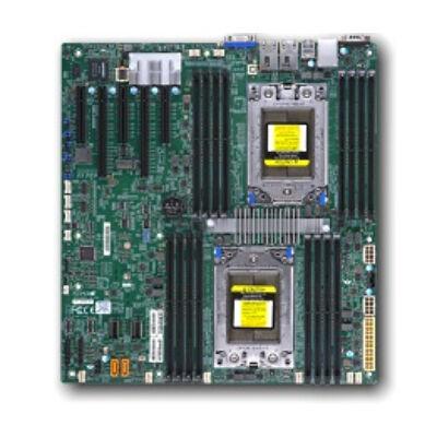 Supermicro H11DSi-NT - AMD - DDR4-SDRAM - 2666 MHz - 2000 GB - 8GB,16GB,32GB,64GB,128MB - 1.2 V MBD-H11DSI-NT-O