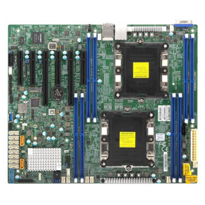 Supermicro X11DPL-i - Motherboard - ATX - Socket P - 2 Unterstützte CPUs - C621 - USB 3.0 - 2 x - Motherboard - Intel Socket 3647 (Xeon Phi)