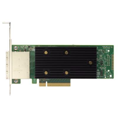 Lenovo 7Y37A01091 - PCIe - SAS, SATA - Teljes magasságú / Alacsony profilú - PCIe 3.0 - Fekete, Zöld - FCC 15. rész A osztályú Ausztrália / Új-Zéland (AS / NZS CISPR 22)