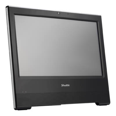 "Shuttle AIO X5060XA 15.6"" 3865U/4GB/500GB/Intel/black ohne OS - All-In-One - Celeron PAC-X50V602"