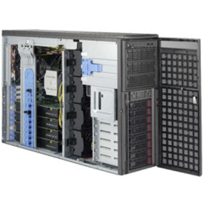 Supermicro SuperServer 7049GP-TRT - Intel® C621 - LGA 3647 - Intel® Xeon® - 10.4 GT/s - Intel® Xeon® - DDR4-SDRAM SYS-7049GP-TRT