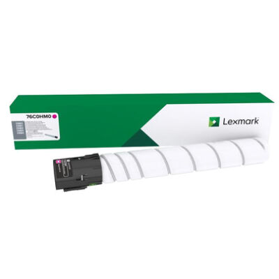 Lexmark 76C0HM0 - 34000 pages - Magenta - 1 pc(s) 76C0HM0