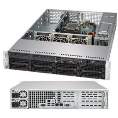 Supermicro SuperServer 5029P-WTR - Intel C622 - LGA 3647 - DDR4-SDRAM - 768 GB - 192 GB - 2133,2400,2666 MHz SYS-5029P-WTR
