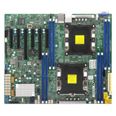 Supermicro X11DPL-i - Intel - 140 W - 10.4 GT/s - DDR4-SDRAM - 2133,2400,2666 MHz - 1024 GB MBD-X11DPL-I-B