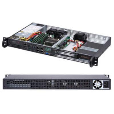 Supermicro SuperServer 5019A-FTN4 - Intel SoC - BGA 1310 - Intel - DDR4-SDRAM - 4GB,8GB,16GB,32GB - 128 GB SYS-5019A-FTN4