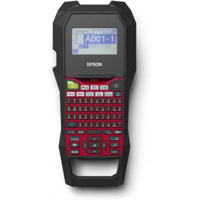 Epson LabelWorks LW-Z700FK - Thermal transfer - 180 x 180 DPI - 30 mm/sec - 2.4 cm - Black,Red - LCD C51CF25110