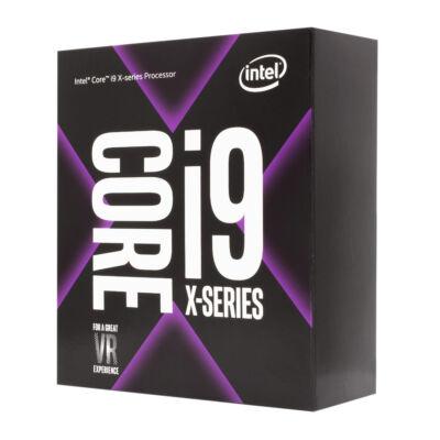 Intel Core i9-7940X - 7th gen Intel® Core™ i9 - 3.1 GHz - LGA 2066 - PC - i9-7940X - 8 GT/s BX80673I97940X