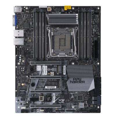 Supermicro Motherboard C9X299-RPGF Bulk - Motherboard - Intel Socket 2066 (Kaby Lake X)