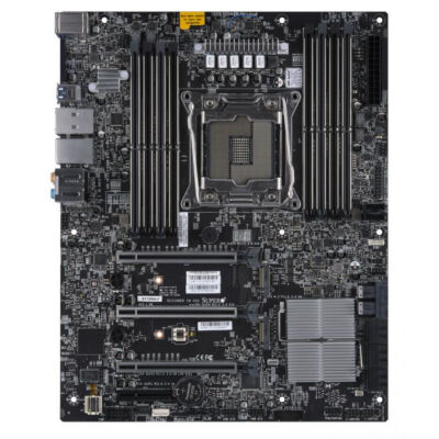Supermicro X11SRA - Intel - LGA 2066 (Socket R4) - Intel® Xeon® - 140 W - DDR4-SDRAM - 1600,1866,2133,2400,2666 MHz MBD-X11SRA-O