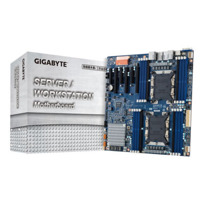 Gigabyte 3647 D MD71-HB0 Purley C622 - Motherboard - Intel Socket 3647 (Xeon Phi)