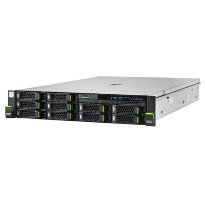 Fujitsu PRIMERGY RX2540 M4 - 2.1 GHz - 4110 - 16 GB - DDR4-SDRAM - 450 W - Rack (2U) VFY:R2544SX150DE