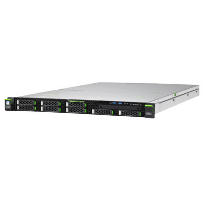Fujitsu PRIMERGY RX2530 M4 - 2.1 GHz - 4110 - 16 GB - DDR4-SDRAM - 450 W - Rack (1U) VFY:R2534SX150DE