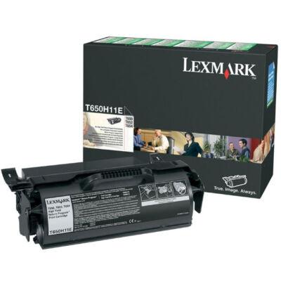 Lexmark Toner T650h11E schwarz für T650 T652 - Original - Refill T650H11E