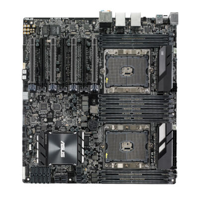 ASUS WS C621E SAGE - Intel - Socket P - Intel® Xeon® - DDR4-SDRAM - DIMM - 2400,2666 MHz 90SW0020-M0EAY0