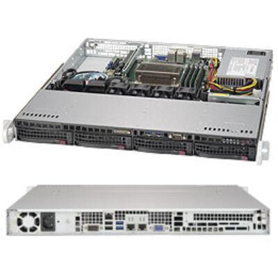 Supermicro 5019S-M - Intel® C236 - LGA 1151 (Socket H4) - Intel - Intel® Core™ i3 - E3-1200 - DDR4-SDRAM SYS-5019S-M