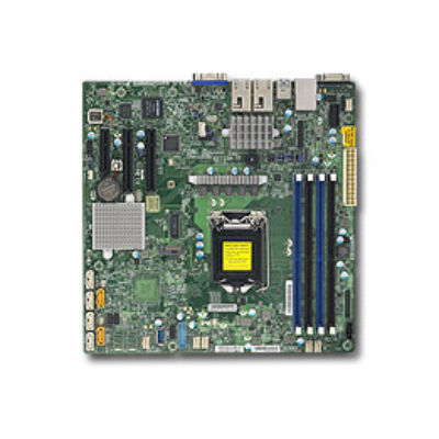 Supermicro 1151 S X11Ssh-TF - Motherboard - Intel Socket 1151 (Core i)